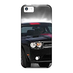 iphone 5 / 5s Scratch-free mobile phone shells Cases Covers For phone cases dodge challenger rallye redline 2012