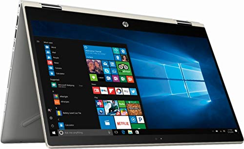 2018 Premium Flagship HP Pavilion x360 14 Inch FHD Notebook Laptop Computer (Intel Core i5-8250U, 1.6 GHz up to 3.4 GHz, HDMI, WiFi, Bluetooth, Backlit Keyboard, Windows 10) Choose Your RAM and SSD