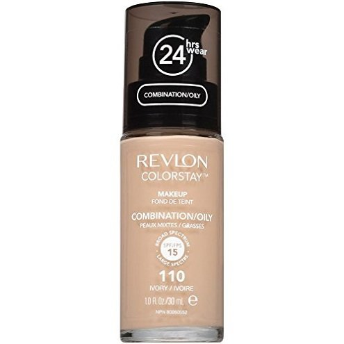 Revlon ColorStay Liquid Makeup for Combination/Oily, Ivory