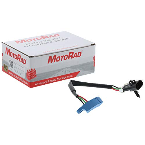 MotoRad 1KR122 Crankshaft Sensor | Fits select Buick Century, Skylark, Chevrolet Impala, Lumina, Monte Carlo, Oldsmobile Cutlass, Silhouette, Pontiac Grand Am, Grand Prix, Trans Sport ()