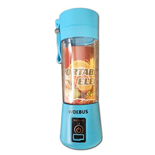 Portable Rechargeable Battery Operated Blender - 7