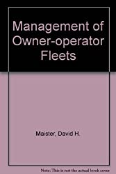 Management of owner-operator fleets
