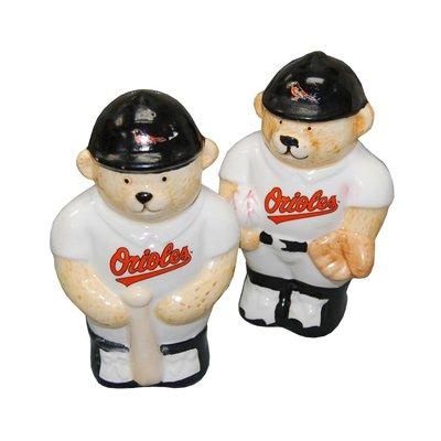 er Shaker Set (BALTIMORE ORIOLES) (Baltimore Orioles Ceramic)