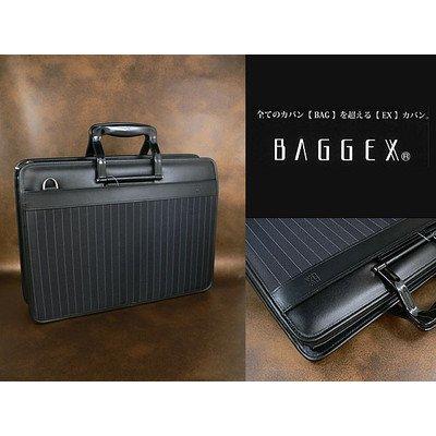 (バジェックス) BAGGEX ビジネストートバッグ 24-0258-10 ブラック B00ZBTVPA4