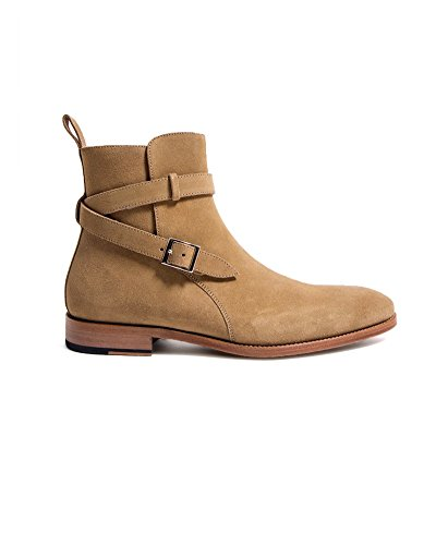 Mens Boots With Buckles - 7