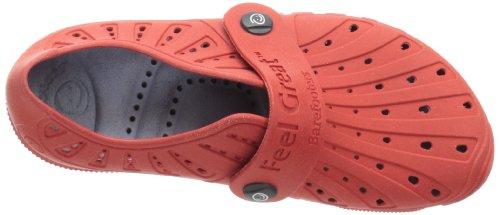 Barefooters Klassiska Loafer Fire Red