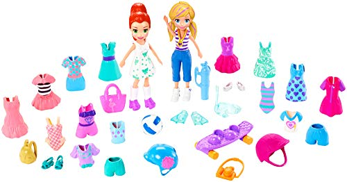 - Polly Pocket Super Sporty Pack [Amazon Exclusive]