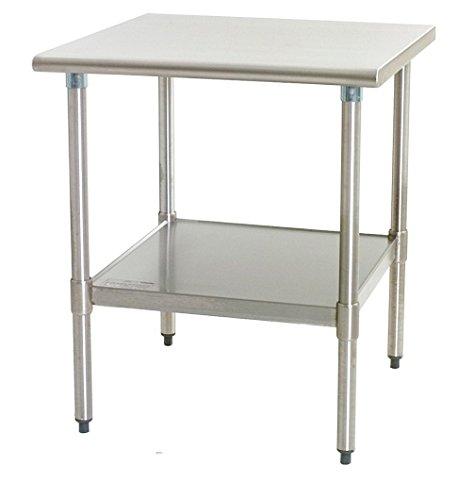 24u0027u0027 X 36u0027u0027. Work Table Stainless Steel Food Prep Worktable Restaurant