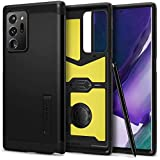 Spigen Case For (Samsung Galaxy Note 20 Ultra) - Poly carbonate Back with TPU bumper for High Protraction - shock…