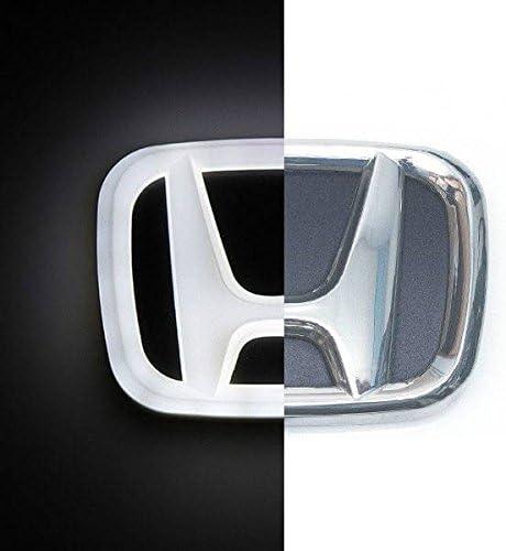 Honda 4D LED Emblem Logo White LED Light Badge White Color