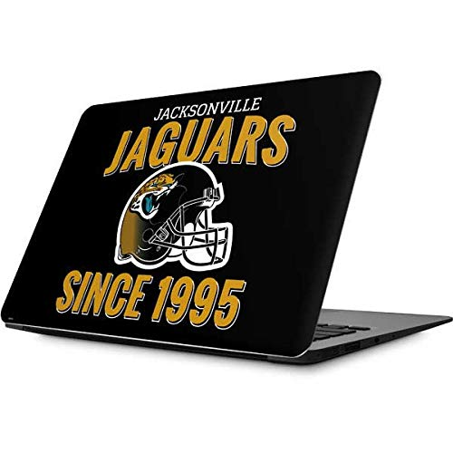 Skinit Jacksonville Jaguars Helmet MacBook 12-inch (2015 Retina Display) Skin - Officially Licensed NFL Laptop Decal - Ultra Thin, Lightweight Vinyl Decal Protection