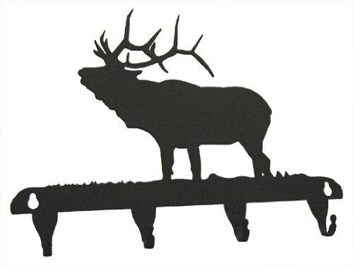 Bugling Elk Key Hooks