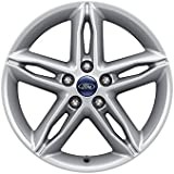 Silver 1812531 Ford GENUINE B-Max Alloy Wheel 17 x 6.5 5-Spoke Y Design