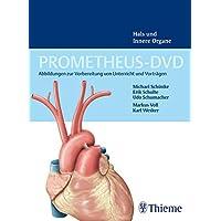 PROMETHEUS Hals und Innere Organe. DVD . Abbildungen zur Vorbereitung von Unterricht und Vorträgen