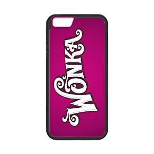 Unique Design -ZE-MIN PHONE CASE For Apple Iphone 6 Plus 5.5 inch screen Cases -Popular Wonka Bar Pattern 5