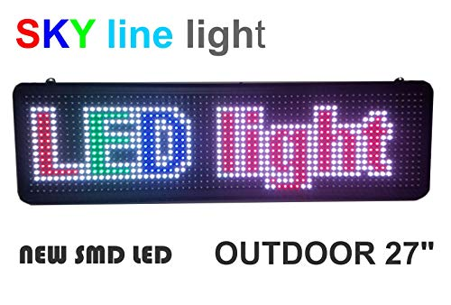Outdoor LED Sign 27