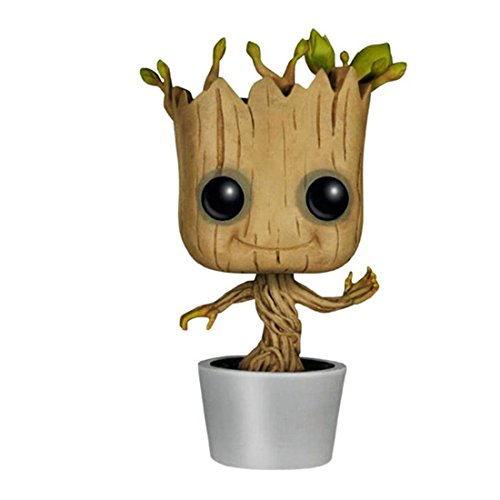 Baby Pot Plant - Aobi® Dancing Groot Potted Tree Figure - Pop Guardians of the Galaxy