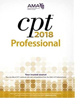 Icd 10 cm 2018 the complete official codebook icd 10 cm the cpt 2018 professional edition cpt current procedural terminology professional edition fandeluxe Gallery