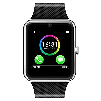 Frelop Bluetooth Smart Watch with SIM Card Slot, Camera and NFC