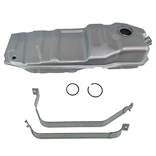 Chevy Blazer Gas Tank (Fuel Gas Tank with Straps 18 Gallon for 96 Chevy GMC Blazer Jimmy Bravada 4 Door)