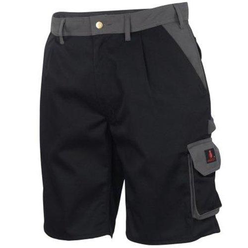 Mascot Lido Shorts C50, schwarz / anthrazit, 00949-430-9888