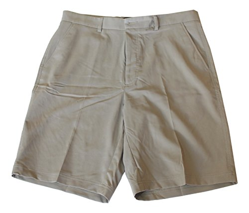- Kirkland Signature Mens Performance Stretch Golf Shorts (34, Khaki)