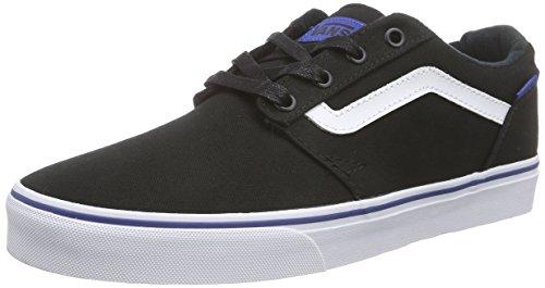Vans Chapman Stripe - Zapatillas Hombre Negro (varsity/black/blue)