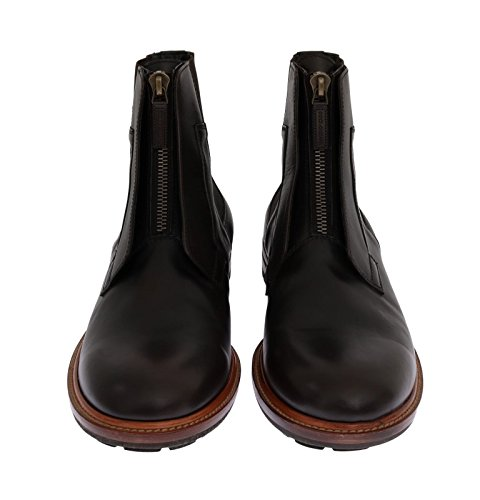 Dolce & Gabbana Brown Leather Ankle Stretch Boots fashion Style for sale vVq4JR3Q