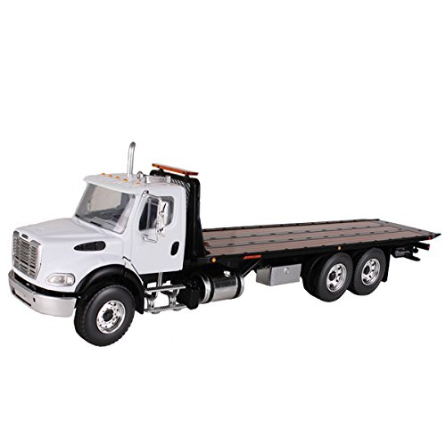 Flatbed Tow Truck >> Buy Freightliner M2 Flatbed Tow Truck With Jerr Dan Rollback
