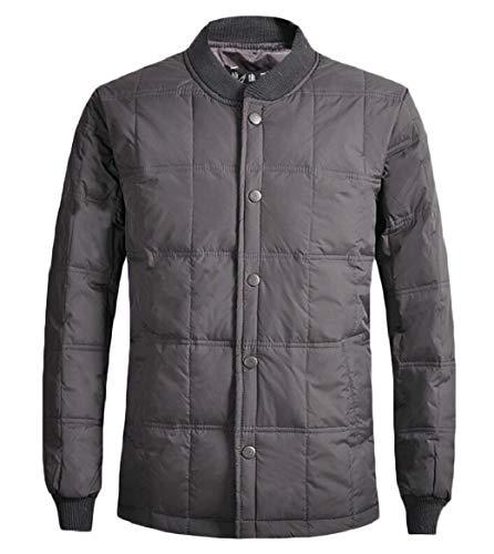 Uomini Cappotti Della Packable Outwear Gery Piumino Sicurezza Puffer XOxq71w
