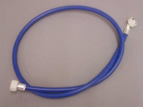 Washing Machine/Dishwasher Fill Inlet Hose: 1.5m Blue by Homespares