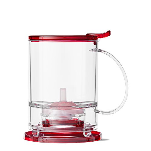 Dark Red Machine (Dark Red Teavana Perfectea Maker: 16oz)