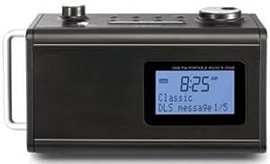 Teac R-5 - Radio (DAB), color negro