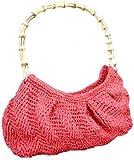 CLEARANCE Out for Drinks Crochet Handbag