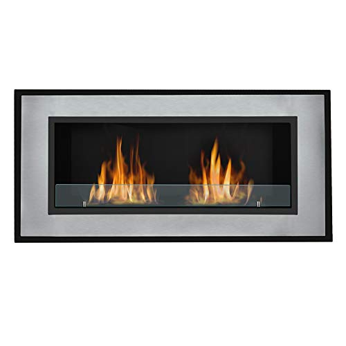 gas fireplaces wall mount - 9