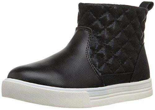 OshKosh B'Gosh Girls' Foxy Boot, Black, 8 M US Toddler