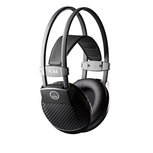 Electrovision Akg K44 Closed-back Supra-aural Headphones (Akg K44 Closed Back Supra Aural Headphones)