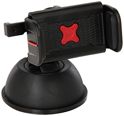 Exogear ExoMount Touch Dashboard Windshield Car Mount for iPhone 6/6 Plus/5S/5C/5/4S