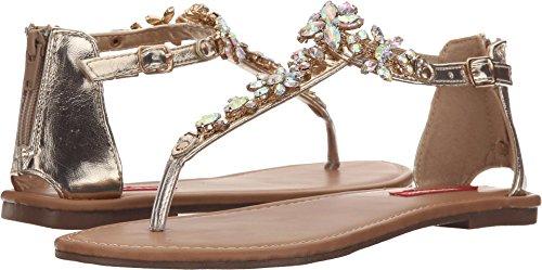 el Dress Sandal, Gold, 7 M US ()