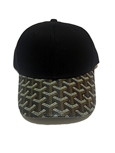 goyard-brim-dad-baseball-cap-limited-edition-dark-denim-black-black