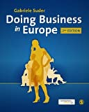 img - for Doing Business in Europe by Suder, Gabriele (2011) Paperback book / textbook / text book