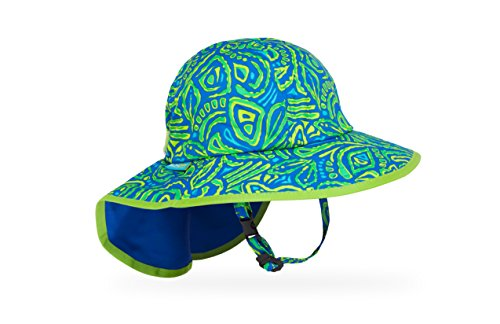 Sunday Afternoons Kids Play Hat, Green Fossil, Small