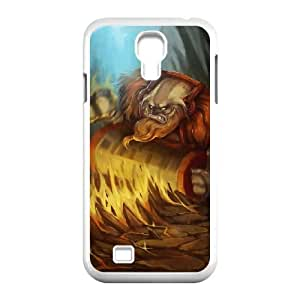 Dota2 EARTHSHAKER Samsung Galaxy S4 9500 Cell Phone Case White 82You541982