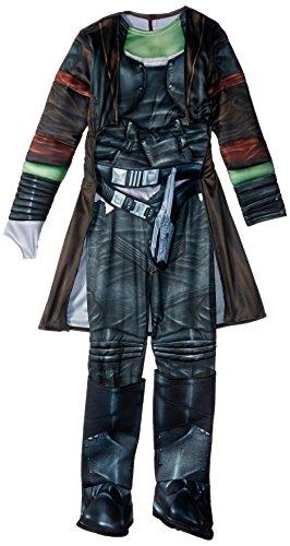 Gamora Costume Guardians Of The Galaxy (Rubie's Costume Guardians of the Galaxy Vol. 2 Deluxe Child's Gamora Costume, Multicolor, Medium)