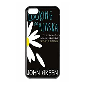Personalized Looking for Alaska Iphone 5C Cover Case, Looking for Alaska DIY Phone Case for iPhone 5c at Lzzcase