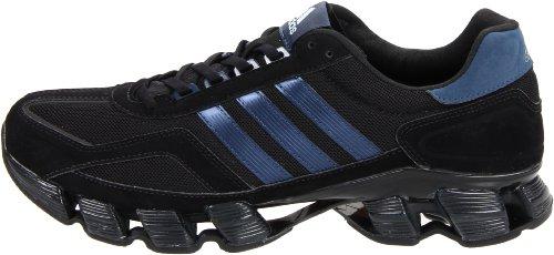 Amazon.com | adidas Mens F2011 M-M, Solid Black Blue Metallic, 6.5 D US | Running
