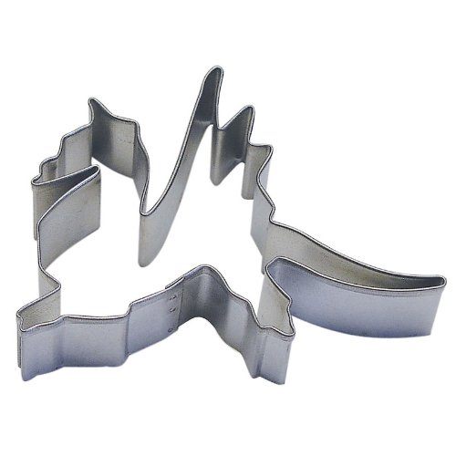 1 X Dragon Tin Cookie Cutter 4 in. B0872