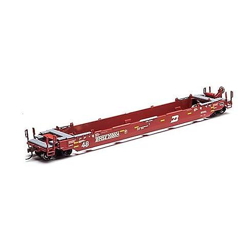 Athearn ATH16452 HO RTR Husky Stack, BNSF #203004 - Athearn Ho Brake