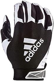 adidas ADIFAST 3.0 Football Receiver Glove, Black/White, Large