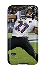 Fashion ZhNHrXo11567BySoq Case Cover For Galaxy S5(ray Rice)